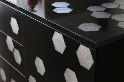 AC Hexagon Highboard